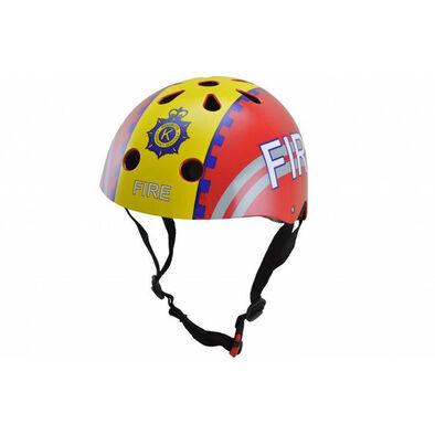 Globber高樂寶 溜冰用防護頭盔S-火焰