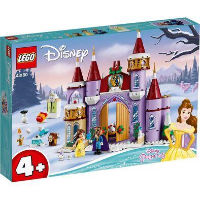 LEGO樂高 43180 貝兒的城堡冬季慶典