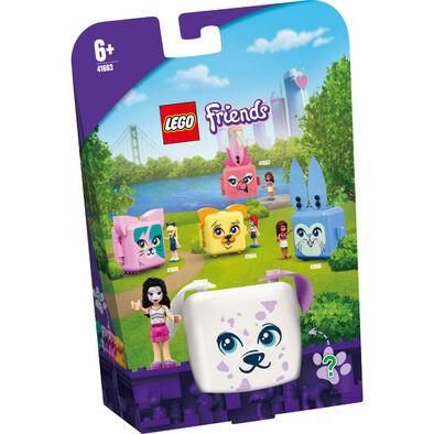 LEGO樂高 41663 寵物秘密寶盒-艾瑪的大麥町