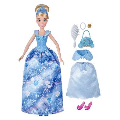 Disney Princess迪士尼公主 驚喜公主人物組