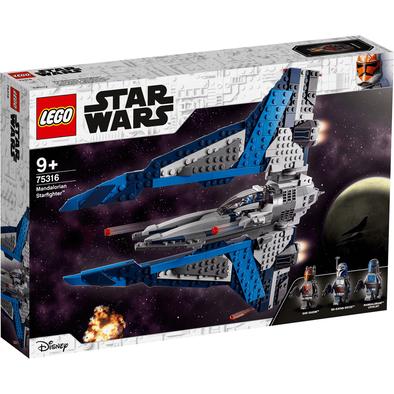 Lego樂高 75316 Mandalorian Starfighter
