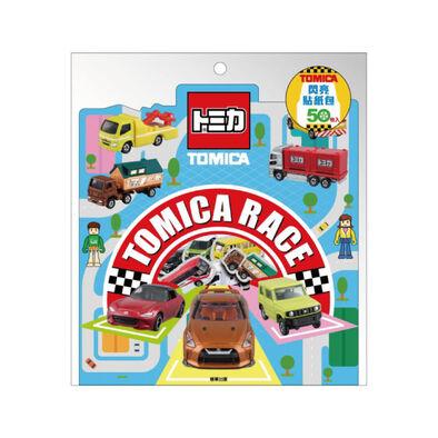 Tomica多美小汽車閃亮貼紙包(L)