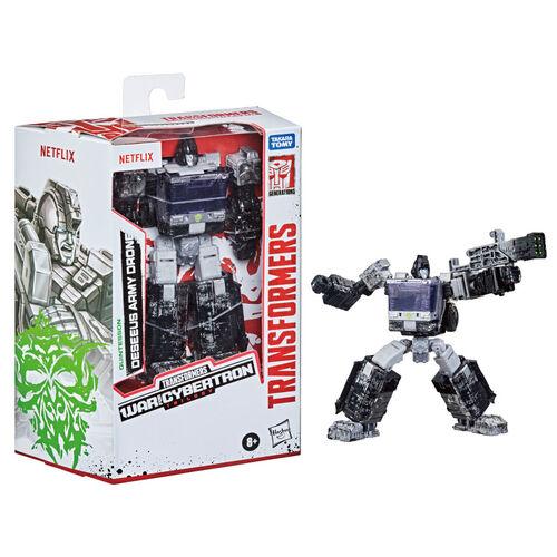 Transformers變形金剛世代系列塞伯坦之戰N豪華戰將組 5L02