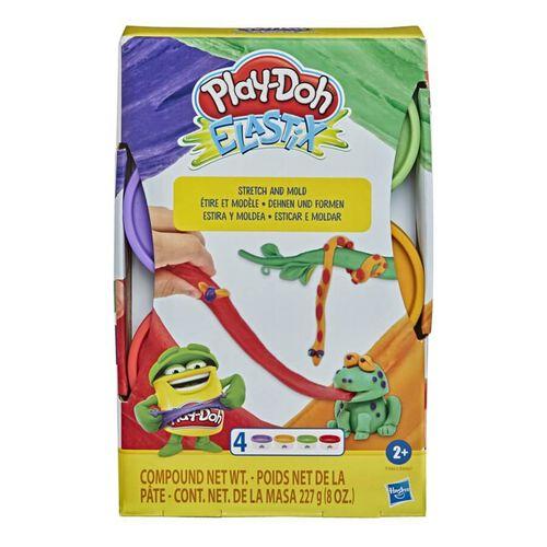 Play-Doh培樂多 拉長黏土 4入組 - 隨機發貨