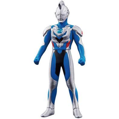 Ultraman超人力霸王英雄軟膠-74 超人力霸王傑特 原始形態