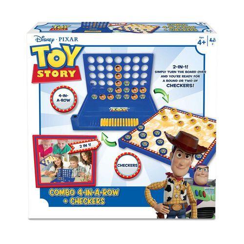 Toy Story玩具總動員2合1桌遊