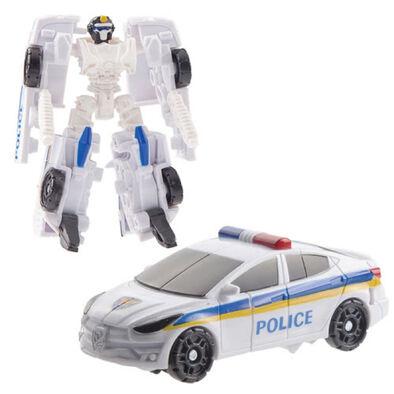 Hello Carbot衝鋒戰士 迷你衝鋒戰士 警探酷雷