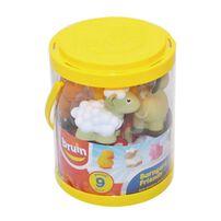 BRU Infant & Preschool 農場動物遊戲桶