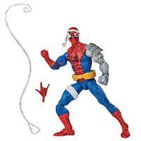 Spider-Man蜘蛛人傳奇經典6吋人物 CYBORG SPIDER MAN