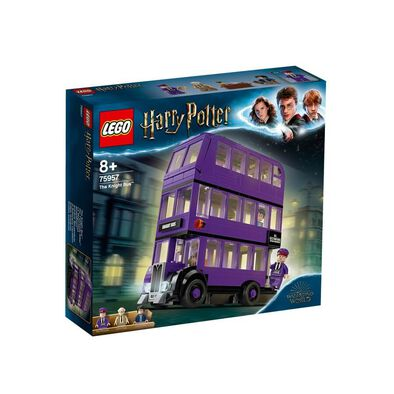 LEGO樂高哈利波特系列 75957 The Knight Bus?