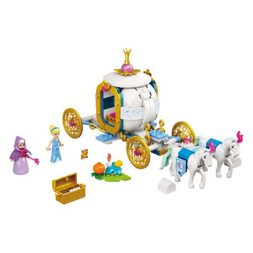 LEGO樂高 43192 Cinderella's Royal Carriage