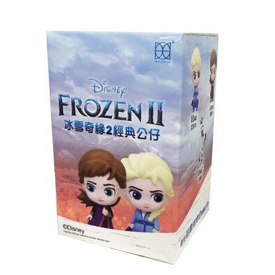 Disney Frozen迪士尼冰雪奇緣frozen2經典公仔 - 隨機發貨