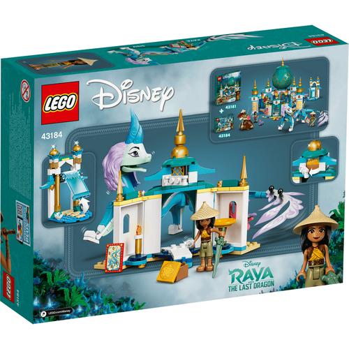 Lego樂高 Disney Princess 43184 Raya And Sisu Dragon