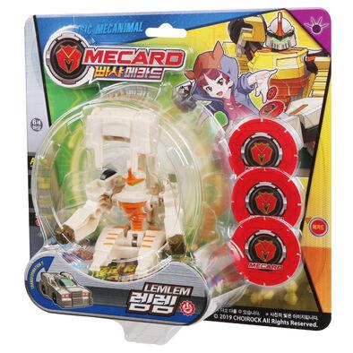Turning Mecard魔車戰魂 百變Mecard 魔幻岩石