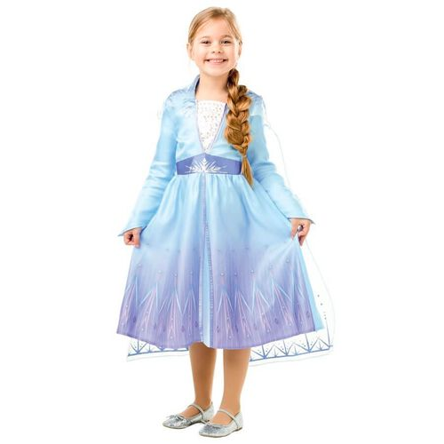 Disney Frozen迪士尼冰雪奇緣 艾莎造型服S