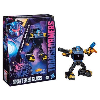 Transformer變形金剛SG WFC豪華戰將- Gold Bug
