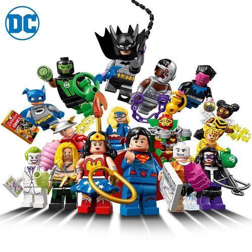 LEGO樂高dc超級英雄系列迷你公仔 71026
