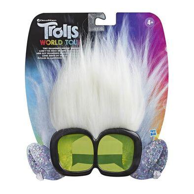 Trolls魔髮精靈 唱遊世界 酷髮造型眼鏡組 - 隨機發貨