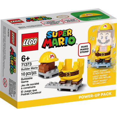 Lego 樂高Super Mario 建築工人瑪利歐Power-Up套裝