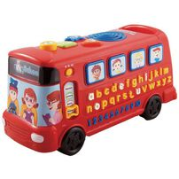 Vtech字母數字學習巴士