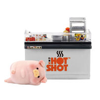 Tiny微影 Luluu Pig 1/35 1B 微影 迷你Hot Shot煮食組合 X LuLu