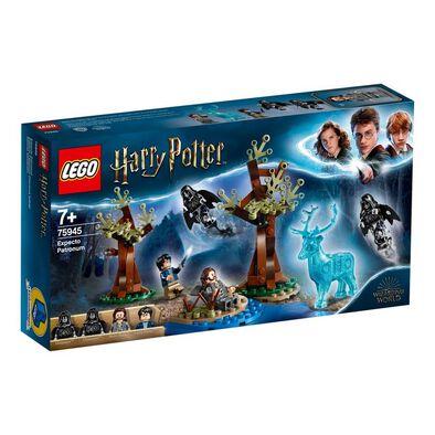 LEGO樂高哈利波特系列 75945 Expecto Patronum 積木 玩具
