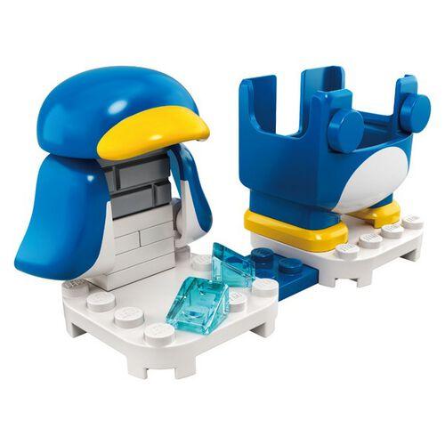 LEGO樂高 71384 企鵝瑪利歐 Power-Up 套裝