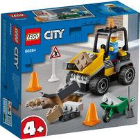 LEGO樂高 60284 道路工程車