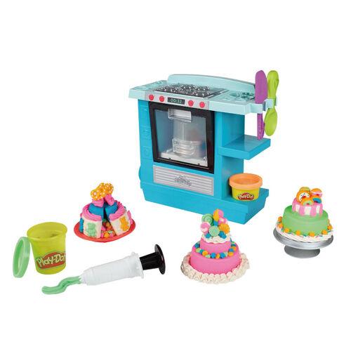 Play-Doh培樂多 廚房系列 神奇烤蛋糕遊戲組