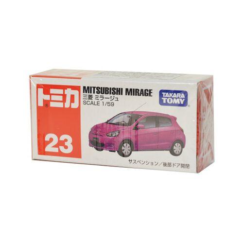 Tomica多美 No﹒23 Mitsubishi Mirage