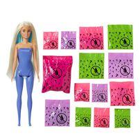 Barbie芭比驚喜造型娃娃夢幻仙子豪華裝- 隨機發貨