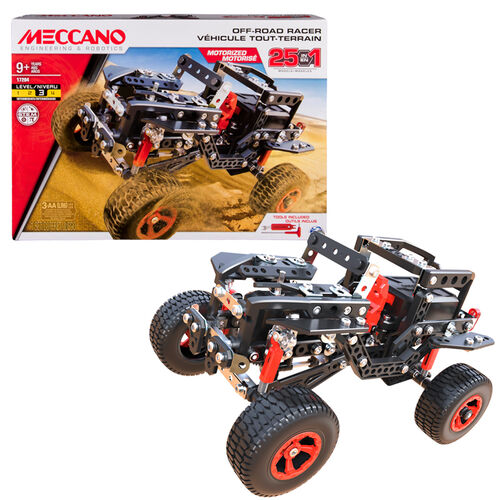 Meccano-25合1卡車組