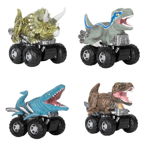 Jurassic World侏羅紀世界恐龍車S1 - 隨機發貨