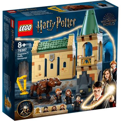Lego 樂高 76387 Hogwarts™: Fluffy Encounter