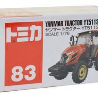 Tomica多美 No﹒83 Yanmar Tractor Yt5113