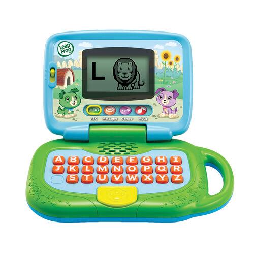 LeapFrog 我的小筆電綠