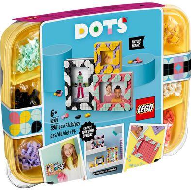 LEGO樂高豆豆系列創意相框 41914