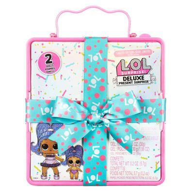 L.O.L. Surprise!驚喜寶貝蛋 豪華驚喜禮物盒