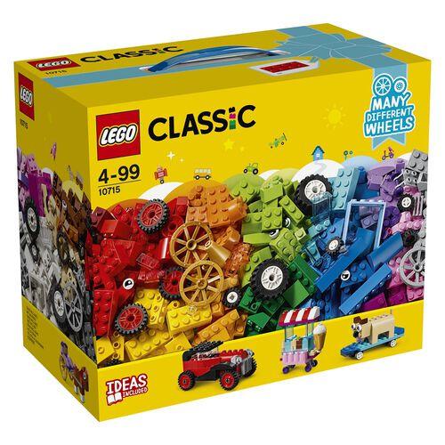 LEGO樂高 CLASSIC 10715 滾動的顆粒