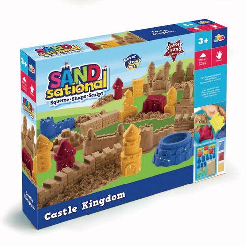 Sandsational 城堡動力沙