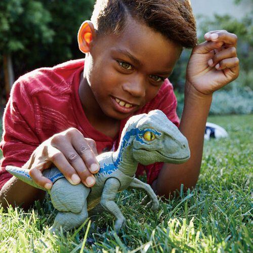 Jurassic World侏羅紀世界-BLUE 小藍
