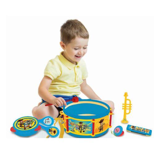 Toy Story玩具總動員玩具樂器組