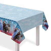 Disney Frozen迪士尼冰雪奇緣派對用品 Party Time桌巾