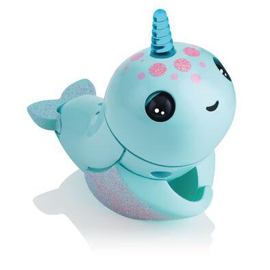 Wow Wee 互動寵物系列 發光獨角鯨 - 隨機發貨
