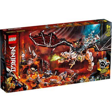 LEGO樂高 71721 骷顱頭巫師之龍