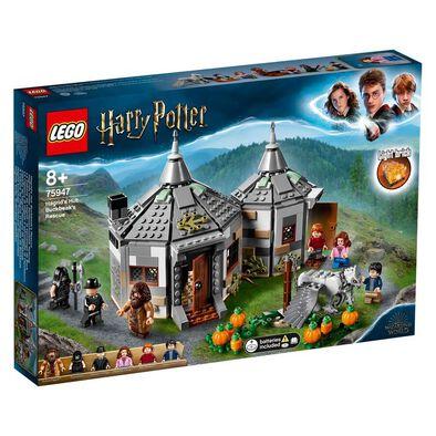 LEGO樂高哈利波特系列 75947 Hagrid's Hut: Buckbeak's Rescue 積木 玩具