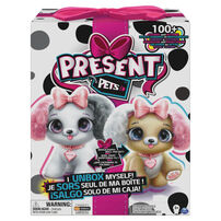 Spin Master Present Pets 驚喜禮物寶貝-花俏狗狗
