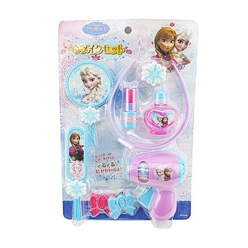 Disney Frozen迪士尼冰雪奇緣 髮妝組