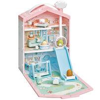 Sumikko Guarashi角落小夥伴娃娃屋(粉)