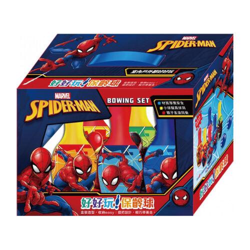 Marvel漫威 蜘蛛人 好好玩保齡球